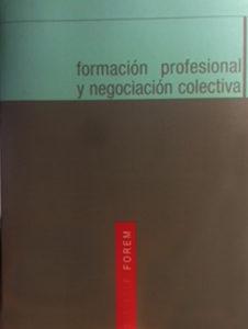 Formación profesional y negociación colectiva