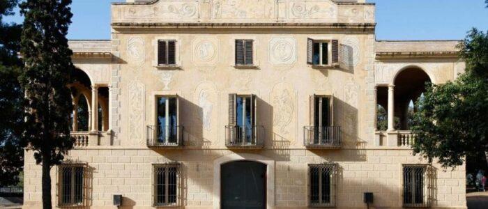 Mas Carandell, sede de l'Institut Municipal de Formació i Empresa (IMFE) de Reus