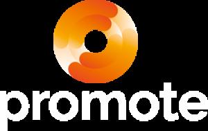 logo promote blanco