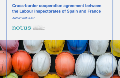 Cross-border cooperation agreement between the Labour inspectorates of Spain and France