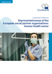 Representativeness of the European social partner organisations_ Human health sector