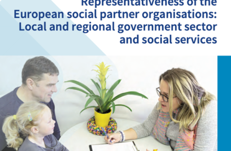 Representativeness of the European social partner organisations_ Local and regional government sector and social services